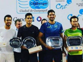 Federico-y-Hugo-Subcampeones-Dobles-Challenger-Guayaquil