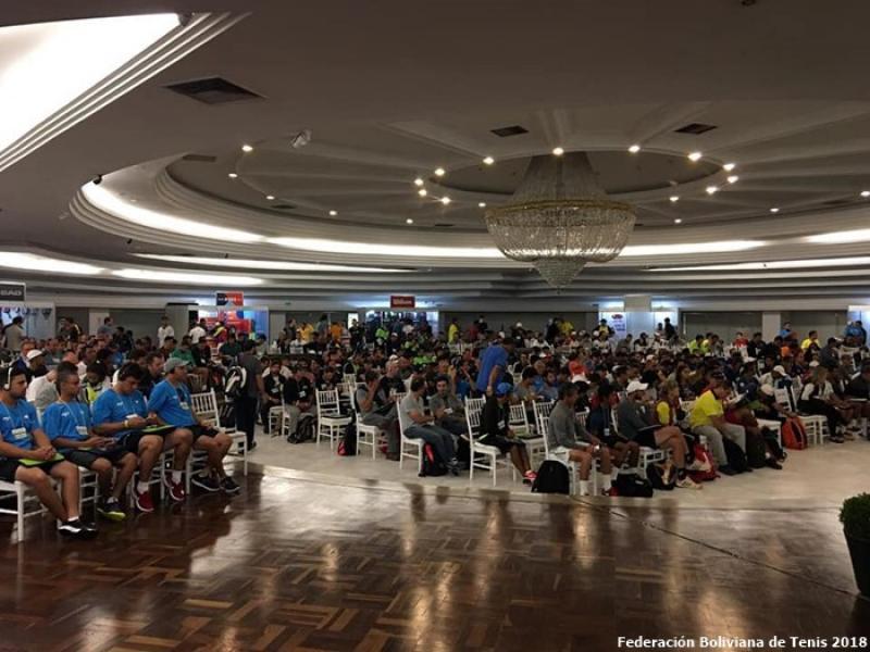 Conferencia Regional Entrenadores 2018 - 7