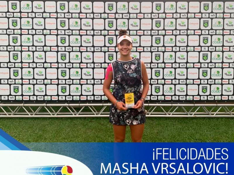 MASHA VRSALOVIC